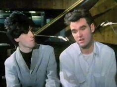 The Smiths - In the Studio (BBC Whistle Test 1985)