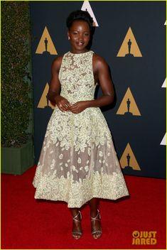 Lupita Nyong'o & Gugu Mbatha-Raw Go Glam for Governors Awards! | lupita nyongo gugu mbatha raw go glam for governors awards 01 - Photo