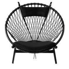 Hans Wegner: Circle Chair - another Danish Design pearl
