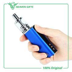 100% Original 40 Watt Eleaf iStick TC Kit 2600 mAh mit GS TC zerstäuber 3 ml Flüssigkeit Kapazität VS 40 Watt Eleaf iStick TC MOD Batterie 2600 mAh