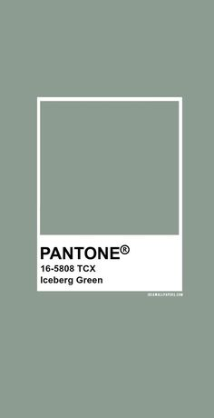 Hue: green Value: dark Chroma: low intensity/saturation Pantone Verde, Pantone Colour Palettes, Pantone Color, Colour Pallete, Colour Schemes, Pantone 2020, Colour Board, Color Swatches, Colores Paredes