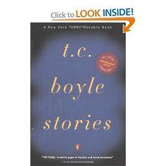 T C Boyle, Stories