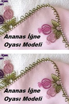 # Needleseout Vorbild The post Ananas-Nadel-Spitzen-Modell appeared first on DIY Projekte. Knitted Poncho, Knitted Shawls, Needle Lace, Needle And Thread, Stitching Leather, Hand Stitching, Handmade Home, Hippie Boho, Types Of Lace