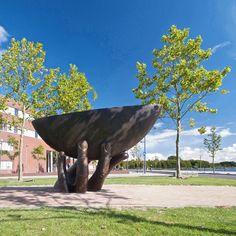 Voortvarend, een beeld voor Almere