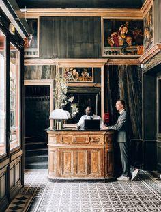 Legendary Nightclub Les Bains Paris Becomes a Luxury Hotel.