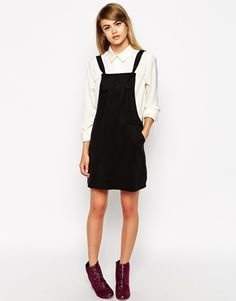 Enlarge Little White Lies Pinafore Dress