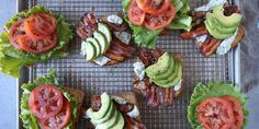California BLT with Garlic-Dill Mayo Recipe