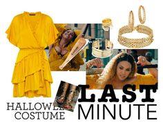 """Last Minute Costume"" by tanz-mim on Polyvore featuring Marissa Webb, Chanel, John Hardy, Belk Silverworks and Vita Fede"