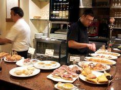 San Sebastian | Eat & drink | Bar Goiz Argi | Recommended by Luis for their prawn pintxos