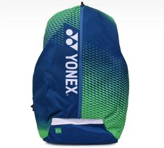 YONEX Badminton Sports Backpack Rucksack Morocco Blue Racquet Bag for sale online Badminton Sport, Badminton Racket, Rucksack Backpack, Backpacker, Sport Wear, Morocco, Basketball, Ebay Sports, Bags