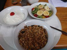 Health breakfast at Mario's Restaurant, Knysna Waterfront Marios Restaurant, Knysna, Health Breakfast, Restaurants, Wine, Vacation, Dining, Food, Eat Clean Breakfast