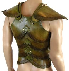 LARP Armour - Elf Noble Basic Armour - TheVikingStore.co.uk