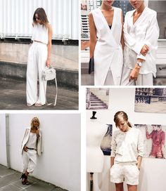 pics: Victoria Törnegren, We Wore What, Sincerely Jules, Viva Luxury, Pinterest Viva Luxury, We Wear, How To Wear, Sincerely Jules, All White, Backstage, Jumpsuit, Victoria, Summer