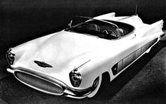 Buick XP-300 concept car, 1951 | Retronaut