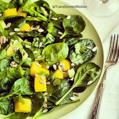 Get your green leafy vegetables everyday!  #bodytransformation #healthy #healthyrecipe #cleaneating #fat2fit #healthfood #foodblogger #fitnessfood #getfit #fitnessfirst #fatloss #wholefoods #fitnessjourney #fitlifestyle #love #fitfam #instafood #healthnut #weightlosstransformation #healthyliving #healthylifestyle #food #foodporn #healthymeal #transformation #diet #fit #healthyfood #healthychoices #healthyeating by @transforminmotion - more recipes at www.tomcooks.com