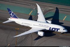 LOT Polish Airlines Boeing 787-8 Dreamliner (Airliners.net)