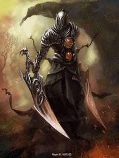 Death knight                                                                                                                                                                                 More