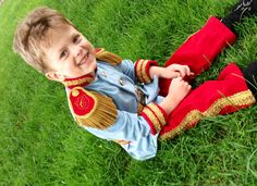 Prince Charming  Halloween Costume for toddler  by EZorangeDesign, $250.00