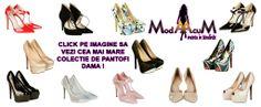 Vezi ce mai mare colectie de incaltaminte dama http://www.modaacum.ro/incaltaminte