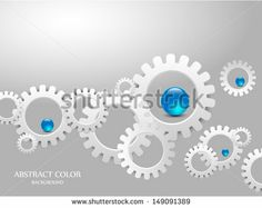 Abstract 3D Geometrical Design .EPS10 - stock vector