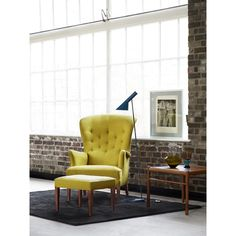 Carl Hansen FH420 Heritage voetenbank. Bij passend in stijl en kleur! #CarlHansen #voetenbank #design #Flinders