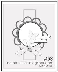 """Scrapdictive: CARDABILITIES #68: """"Special Memory"""""""