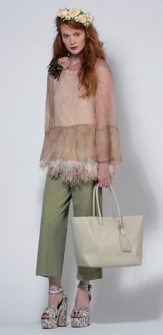 Outfit Erika Cavallini