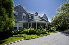 stay the summer at Grey Gardens.  (just don't wear red shoes in east hampton on a thursday.)