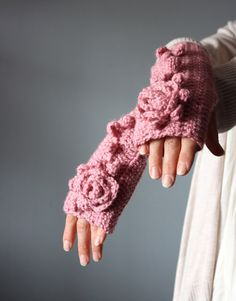 Fingerless Gloves $35