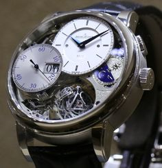 Jaeger LeCoultre Master Grande Tradition Gyrotourbillon 3 Jubilee Watch