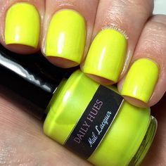 Yvette - Daily Hues Nail Lacquer