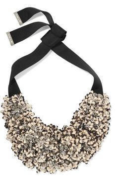 Etro | Bead and crystal necklace | NET-A-PORTER.COM