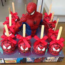 Resultado de imagem para decoração de painel de festa infantil do homem aranha