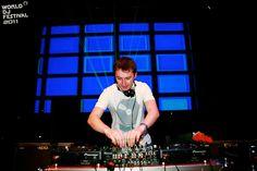 BOBINA @World DJ Festival 2011