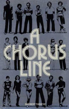 A Chorus Line Impressão de alta qualidade na AllPosters.com.br