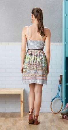 Só na Antix Store você encontra Vestido Fazendo a Trilha com exclusividade na…
