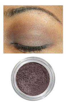 Alima Pure Satin Matte Eyeshadow in Lilac via @Spirit Beauty Lounge