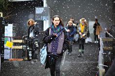 Mona Matsuoka, New York, February 2015