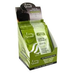 Every Strand Packettes Olive Oil Treat 1.75oz (12 Pieces)Display * Continue to the product at the image link.