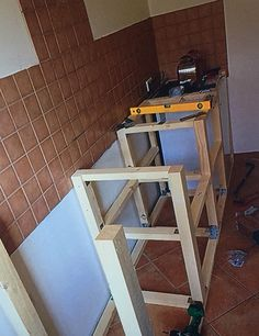 Beginning 2 Ladder, Kitchen, Homemade, Cooking, Stairs, Ladders, Home Kitchens, Kitchens, Scale