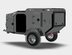 Home - Off Grid Trailers - Camping - Adventure Camping Trailer Diy, Teardrop Camper Trailer, Off Road Camper Trailer, Camper Trailers, Quad Trailer, Off Grid Trailers, Best Trailers, Adventure Trailers, Adventure Campers