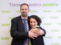 Con Víctor Márquez, de Banco de España