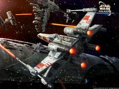 Incredible illustrations from star wars books and games by Darren Tan.