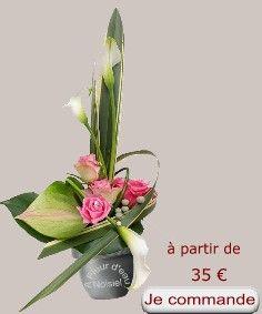 A FLEUR D EAU - Livraison COMPOSITIONS florales, fleurs