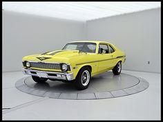 1970 Chevrolet Nova 396 CI