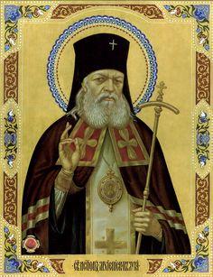 Православная кладовая: Святитель Лука Крымский (Войно-Ясенецкий)