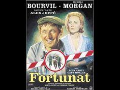 Fortunat 1960 avec Bourvil - Michèle Morgan - Gaby Morlay