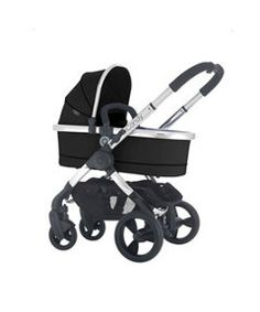 iCandy PeachPram in Black Magic http://www.parentideal.co.uk/mothercare---icandy-peach-3-pushchair.html