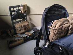 Pelicanstrategic.com. RIP-M rigid molle panel organizes your bag and allows you to swap load outs easily.