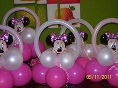 arreglos 15 años globos   Fotos de Decoracion y Arreglos con globos todo para tu Fiesta Tematica ...